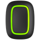 AJAX Button Black 10314 - Ασύρματο Κουμπί Πανικού