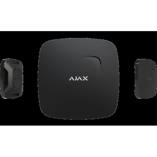Ajax FireProtect Black 8188 - Ασύρματος ανιχνευτής καπνού με αισθητήρα θερμοκρασίας