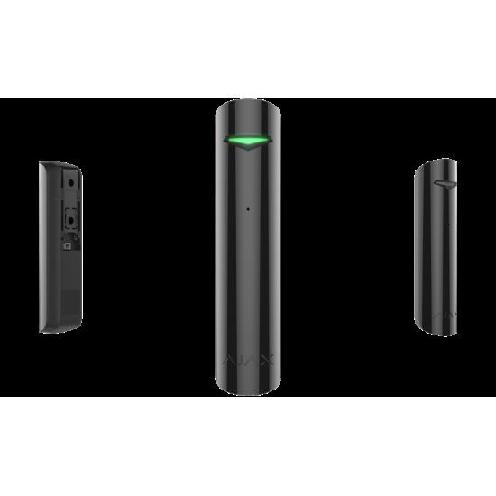 Ajax GlassProtect Black 5288 - Ασύρματος ανιχνευτής θραύσης