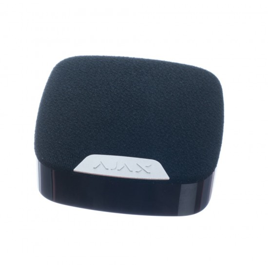 Ajax HomeSiren Black 8681 - Ασύρµατη σειρήνα εσωτερικού χώρου