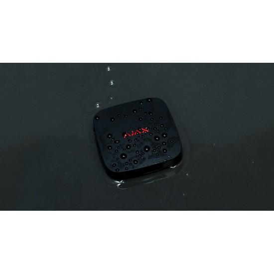 Ajax LeaksProtect Black 8065 - Ασύρματος ανιχνευτής πλημμύρας