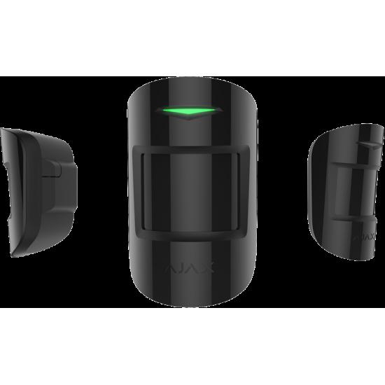 Ajax MotionProtect Black 5314 - Ασύρματος ανιχνευτής κίνησης Radar Υπέρυθρος & PET