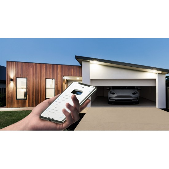 Ajax Relay 1035 - Ασύρματο ρελέ ξηρής επαφής για αυτοματισμούς σπιτιού, reset συσκευών, λειτουργία γκαραζόπορτας κτλ