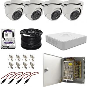 ΣΕΤ Παρακολούθησης CCTV