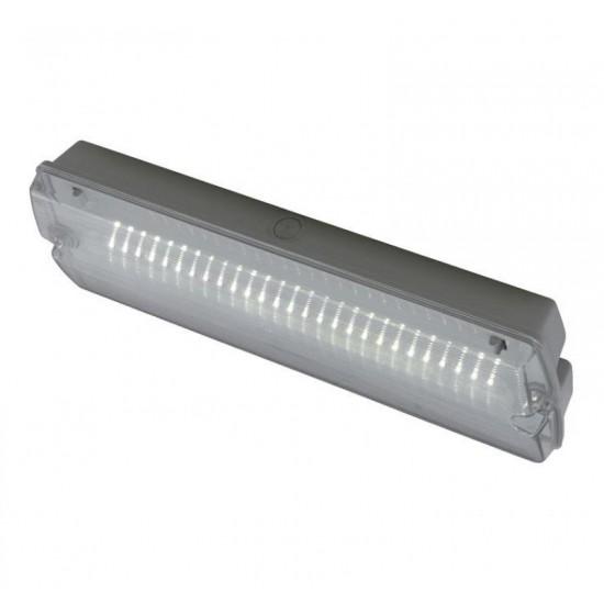 Φωτιστικό Ασφαλείας επίτοιχο Ansell Guardian LED IP65