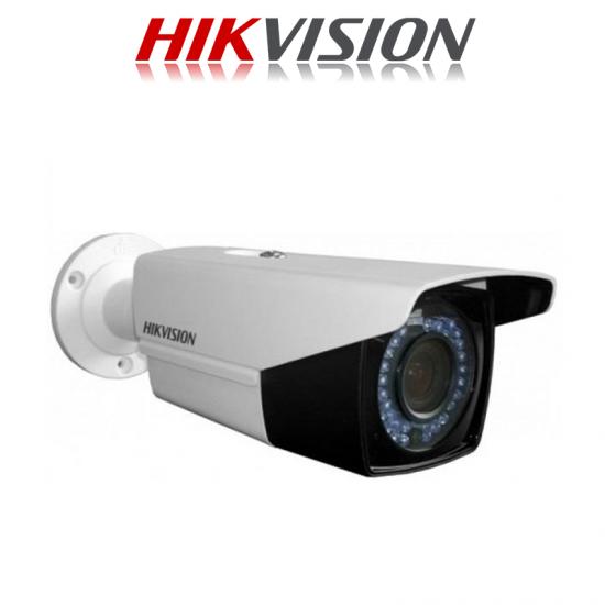 Κάμερα Hikvision DS-2CE16C0T-VFIR3F Bullet HD-TVI/AHD/CVI/CVBS(4 in 1) 1Mpx-720p Varifocal