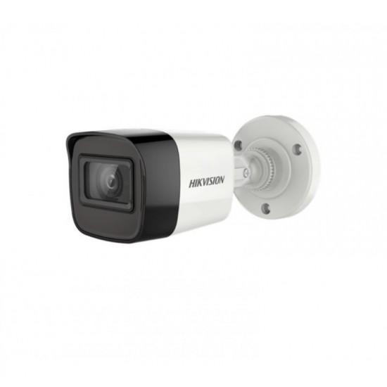 Κάμερα Hikvision DS-2CE16D3T-ITPF Bullet HD-TVI/AHD/CVI/CVBS (4 in 1) 2 Mpx-FullHD 1080p - EXIR - 2,8mm