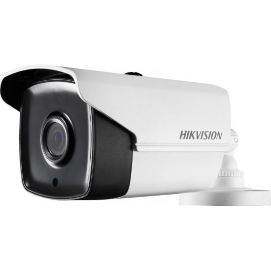 Κάμερα Hikvision DS-2CE16H0T-IT3F Bullet HD-TVI/AHD/CVI/CVBS(4 in 1) 5Mpx-2592*1944 - EXIR - 2,8mm