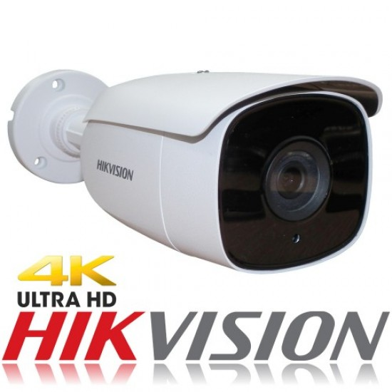 Κάμερα Hikvision DS-2CE18U8T-IT3 Bullet HD-TVI 8Mpx-3840*2160 - EXIR - 3,6mm
