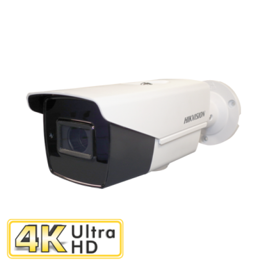 Κάμερα Hikvision DS-2CE19U8T-IT3Z Bullet HD-TVI 8Mpx-3840*2160 - EXIR - Motorized Zoom