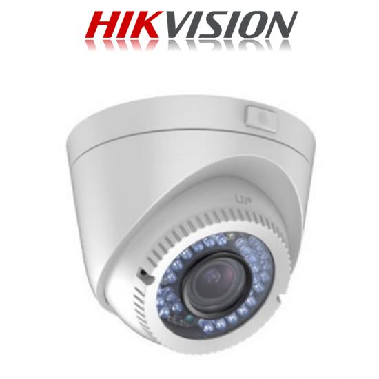 Κάμερα Hikvision DS-2CE56C2T-VFIR3 Dome HD-TVI 1Mpx-HD 720p - Varifocal