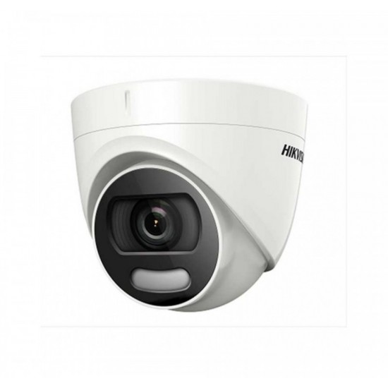 Κάμερα Hikvision DS-2CE72DFT-F28 Dome HD-TVI/AHD/CVI/CVBS (4 in 1) 2Mpx-FullHD 1080p - EXIR - ColorVu - Full time color - 2,8mm
