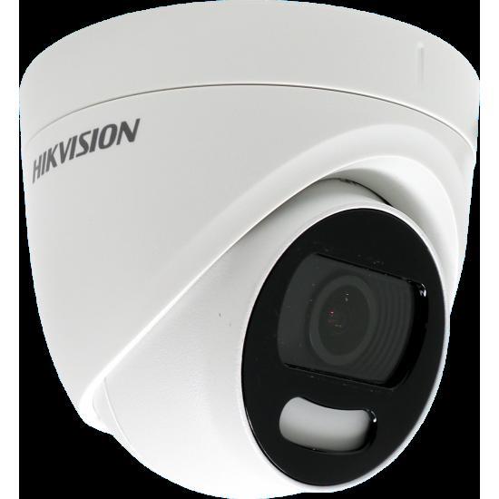 Κάμερα Hikvision DS-2CE72HFT-F28 Dome HD-TVI/AHD/CVI/CVBS (4 in 1) 5Mpx-2592*1944 - EXIR - ColorVu - Full time color - 2,8mm