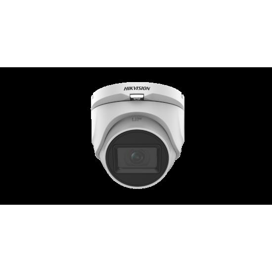 Κάμερα Hikvision DS-2CE76H0T-ITMFS Dome HD-TVI/AHD/CVI/CVBS(4 in 1) 5Mpx-2592*1944 - EXIR - 2,8mm