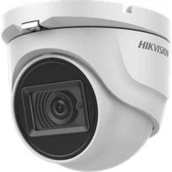 Κάμερα Hikvision DS-2CE76H8T-ITMF Dome HD-TVI/AHD/CVI/CVBS(4 in 1) 5Mpx-2592*1944 - EXIR - 2,8mm