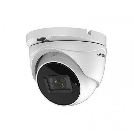 Κάμερα Hikvision DS-2CE79H8T-IT3ZF Dome HD-TVI/AHD/CVI/CVBS (4 in 1) 5Mpx-2592*1944 - EXIR - Motorized Zoom
