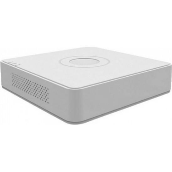 Καταγραφικό - DVR Hikvision DS-7108HQHI-K1(S) 4Mpx 8 Καναλιών ( HD-TVI + IP ) υβριδικό - Pentabrid - H265Pro+
