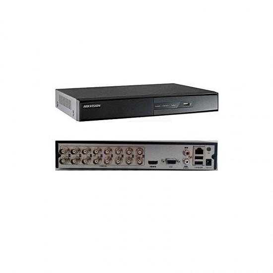 Καταγραφικό - DVR Hikvision DS-7216HGHI-F1 2Mpx 16 Καναλιών ( HD-TVI + IP ) υβριδικό - Pentabrid - H264+