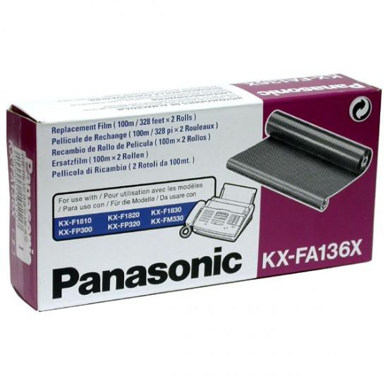 Μελανοταινία Panasonic KX-FA136