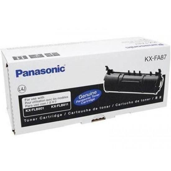 Toner Panasonic KX-FA87