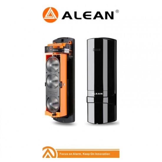 Beams τριπλής δέσμης υπερύθρων Alean AL-ABE150 150 μέτρων