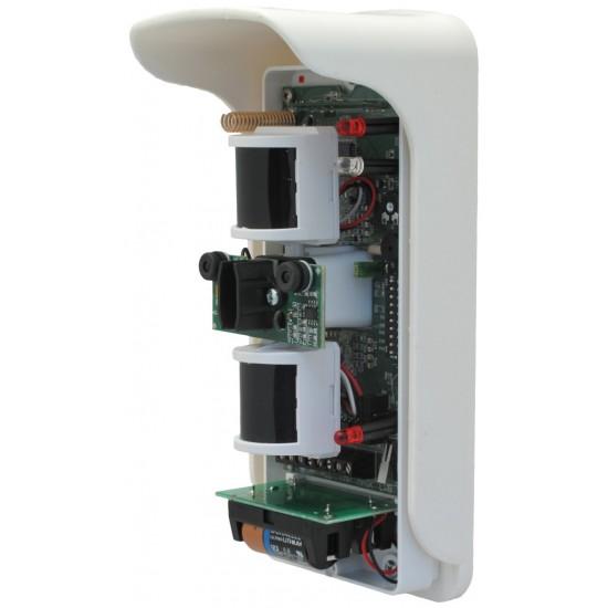 Ανιχνευτής Κίνησης - Radar ( 2 Υπέρυθρα ) Duevi Viper-F-Lite