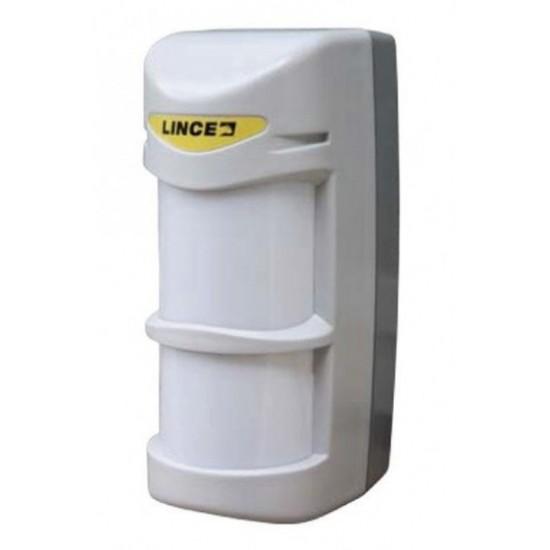Ασύρματος Ανιχνευτής κίνησης - Radar Τριπλής Τεχνολογίας ( 2 Διπλά Υπέρυθρα + Μικροκυματικό ) Lince Bobby U