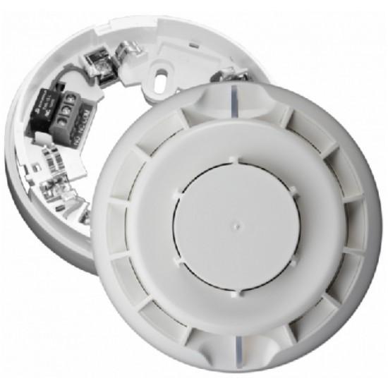 Πυρανιχνευτής Θερμοδιαφορικός + Ορατού Καπνού Teletek M40 INTR με βάση Β12