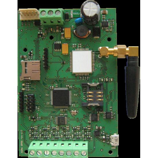 Μονάδα Επικοινωνίας Teletek TTE GPRS STANDARD + VOICE