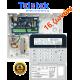 Σετ Πίνακας Συναγερμού Teletek Eclipse16 και Πληκτρολόγιο Teletek Eclipse LCD32.Υποστηρίζει 16 ζώνες