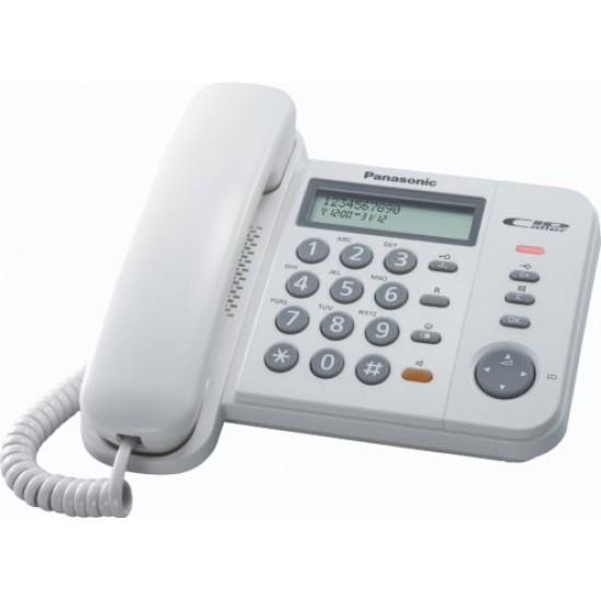 Ενσύρματη τηλεφωνική συσκευή Panasonic KX-TS580