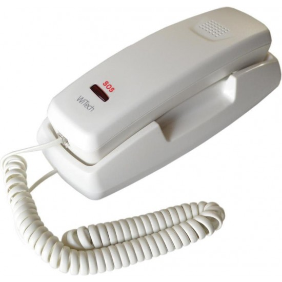 Ενσύρματη τηλεφωνική συσκευή Witech WT-5001