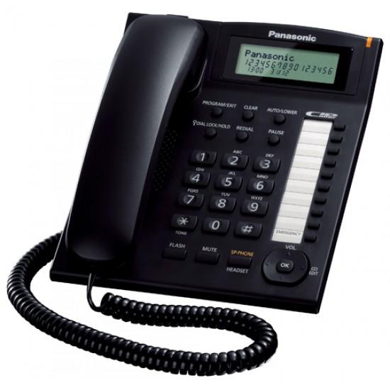 Ενσύρματη τηλεφωνική συσκευή Panasonic KX-TS880