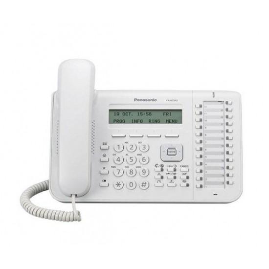 Ψηφιακή τηλεφωνική συσκευή IP Panasonic KX-NT543-W