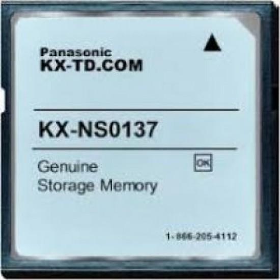 Κάρτα αποθήκευσης μνήμης Panasonic KX-NS0137X