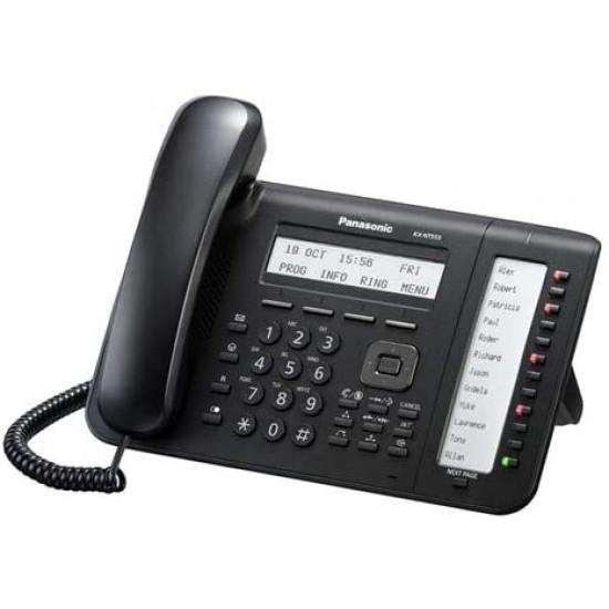 Ψηφιακή τηλεφωνική συσκευή IP Panasonic KX-NT553-B